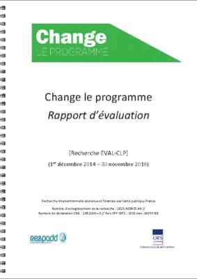 Rapport Évaluation Change
