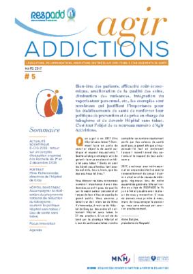 Agir Addictions #5