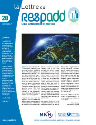 La lettre du Respadd 28