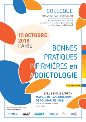 Programme du Colloque 15 oct. 2018