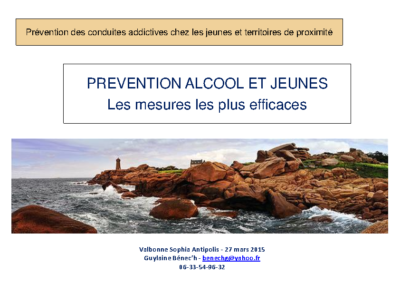 Jeunes et addictions. Principaux apports de l'expertise collective de l'INSERM       pour l'amélioration de la prévention et de l'accompagnement des jeunes.