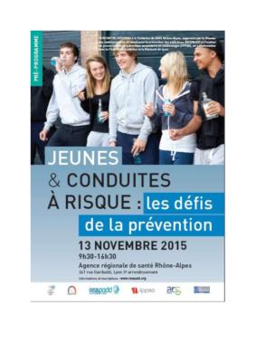 Jeunes et conduites à risque : les défis de la prévention