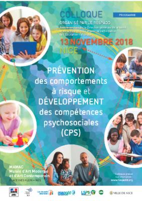 Colloque 13 nov. 2018 – Programme