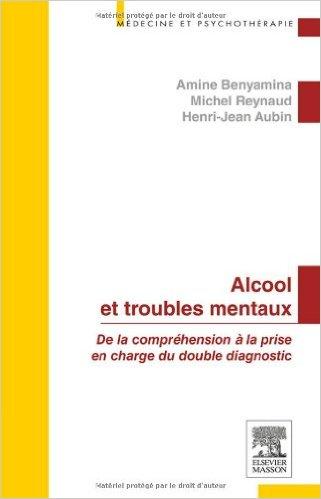 alcool et trouble mentaux