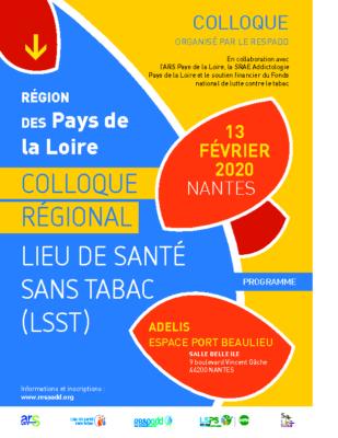Colloque LSST 13 fév. 2020 – programme