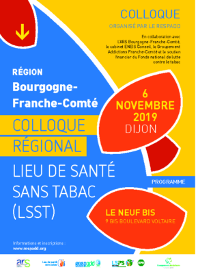 Colloque LSST 6 nov 2019-Programme