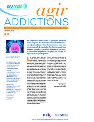Agir Addictions n° 8