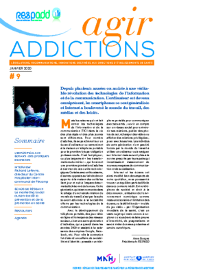 Agir Addictions n° 9