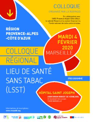 Colloque LSST 04 fév. 2020 – programme