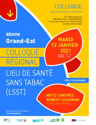 Colloque LSST 12 janvier 2021