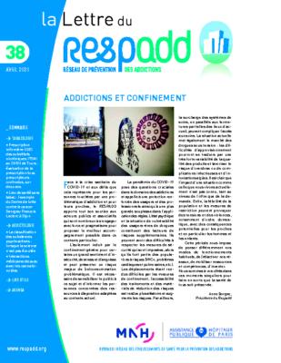 La lettre du Respadd n° 38