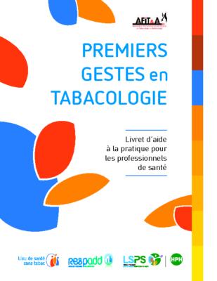 Livret Premiers gestes en tabacologie