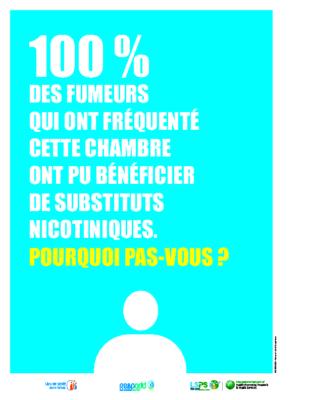 100% fumeurs