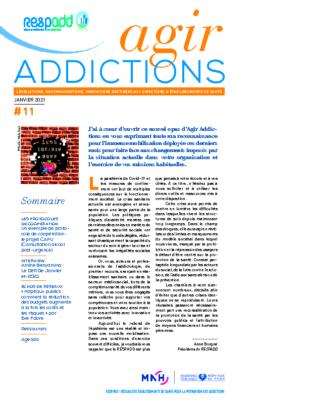 Agir Addictions n° 11