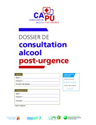 Dossier de consultation CAPU