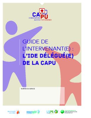 Guide de l'intervenant CAPU