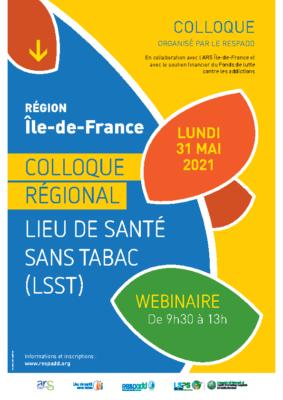Colloque LSST IdF 31 mai 2021