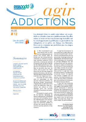 Agir Addictions n° 12