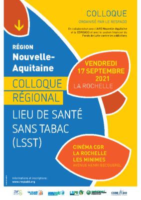 Colloque LSST Nouvelle-Aquitaine